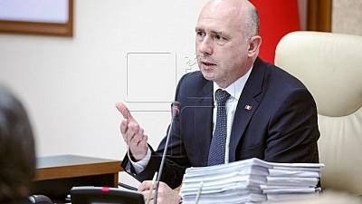 Pavel Filip: Tergiversarea creării majorităţii parlamentare şi a unui nou Guvern nu va afecta buna administrare a ţării