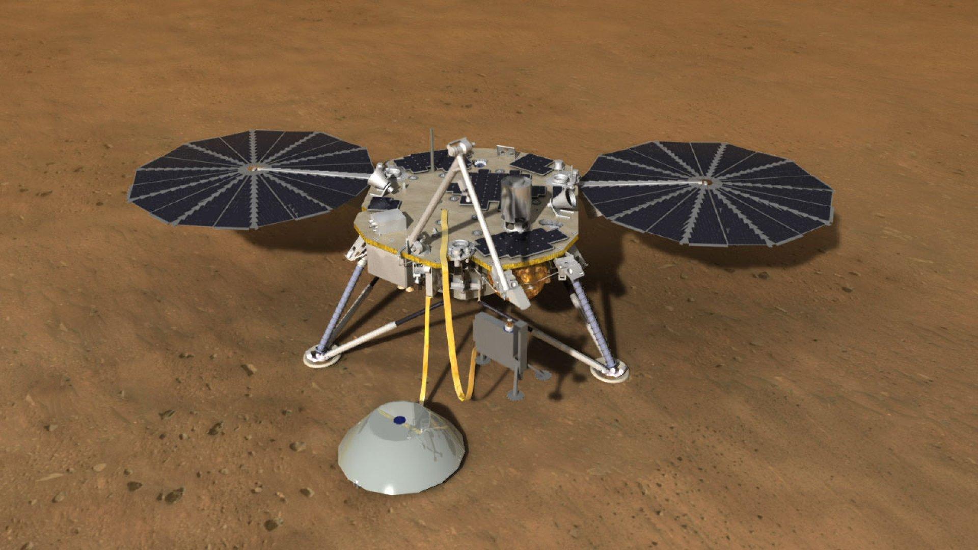mars mission nasa - 1280×720