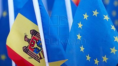 Aderarea Republicii Moldova la Uniunea Europeană se amână până în anul 2040