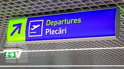Alertă cu bombă la Aeroportul Internaţional Chișinău. O persoană necunoscută a anunţat că în clădire ar fi fost plasat un obiect explozibil