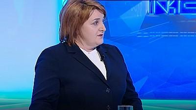 Eleonora Graur, în cadrul emisiunii REPLICA: În ultima perioadă în Moldova au fost reparate drumuri, majorate salariile și pensiile, fapte apreciate de oameni