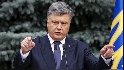 Petro Poroşenko salută decizia de înfiinţare a bisericii unificate autocefale a Ucrainei