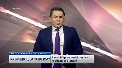 Primele Știri - 20 Ianuarie 2019, 15:00
