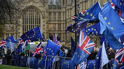 Parlamentul Marii Britanii a respins Acordul pentru Brexit