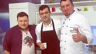 Chiril Gaburici, la bucătăria de la PRIMA ORĂ. Ce a gătit ministrul Economiei și Infrastructurii