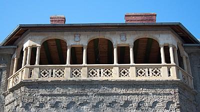 Un conac construit acum un secol la Soroca, renovat și transformat într-un centru de reabilitare