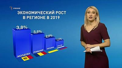 Экономика страны - в деталях: Кирилл Габурич подвел итоги и рассказал о планах властей 22.01.2019