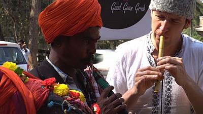 Zdob şi Zdub a lansat videoclipul piesei India mă cheamă
