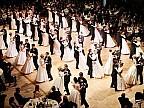 Balul vienez, la cea de-a IV-a ediție. Evenimentul a fost organizat la Palatul Republicii din Capitală