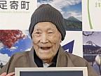 Cel mai bătrân bărbat din lume originar din Japonia, A MURIT la vârsta de 113 ani