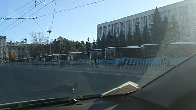 Autobuzele expuse în PMAN vor circula prin Capitală în cel mult două săptămâni