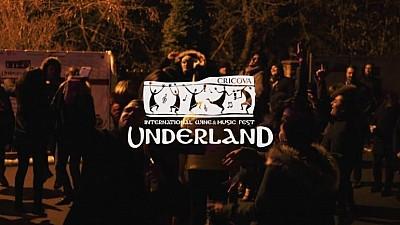 Underland Wine 2019: Vizitatorii au avut parte de muzică live, filme, excursii prin galerii şi vinuri selecte