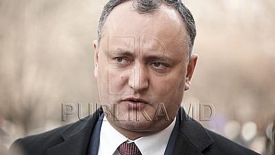 Alexandr Kalinin lansează acuzaţii grave la adresa lui Igor Dodon. Șeful statului ar fi implicat în mai multe scheme de corupție