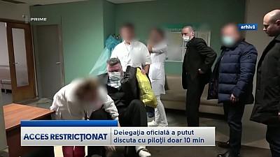 Primele Știri - 16 Februarie 2019, 15:00