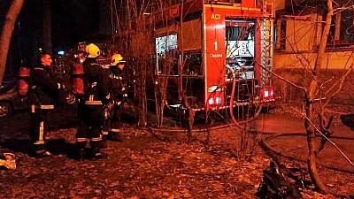 Doi bărbaţi au ars în subsolul unui bloc de locuit din sectorul Râșcani al Capitalei. Corpurile neînsufleţite, găsite de pompieri