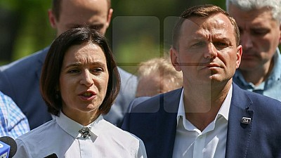 Jurnaliștii PRIME TV, ATACAȚI verbal și intimidați de reprezentanţii blocului electoral ACUM