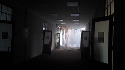 COȘMAR la Universitatea de Tehnologii Informaționale din Sankt Petersburg. 21 de oameni, sub dărâmături, după ce tavanele de la patru etaje au cedat