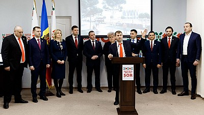 Ilan Șor face promisiuni fantastice pentru a atrage electoratul: Chișinăul va arăta ca Parisul