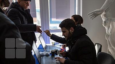 Astăzi, în România sunt organizate alegeri europarlamentare şi un referendum naţional