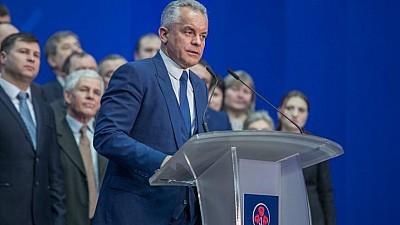 Vlad Plahotniuc: Veșnicia s-a născut la sat, și tocmai din acest motiv ele trebuie să se dezvolte în continuare şi merită investiţii considerabile