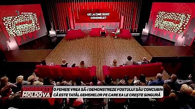 Vorbește Moldova - DE LA CINE SUNT GEMENELE ? - 18 martie 2019