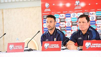 Alexandru Spiridon: Artur Ioniţă va fi căpitanul echipei ţării noastre în meciul contra campioanei mondiale