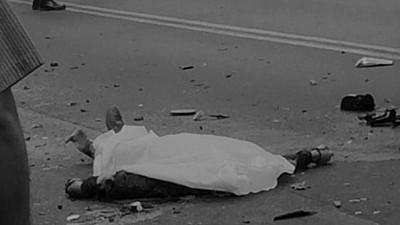 Accident mortal în Chișinău! Un bărbat și-a pierdut, după ce a fost lovit de o ambulanţă în misiune