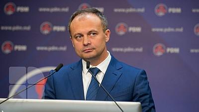 Andrian Candu: PSRM a fost finanţat de Moscova cu 36 de milioane de dolari
