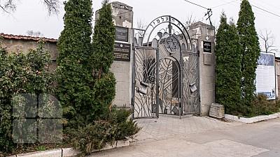 Cimitirul evreiesc din Chişinău, restaurat capital. Guvernul a alocat 10 milioane de lei pentru lucrările de reparație