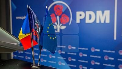 Partidul Democrat din Moldova, indignat de agresarea lui Sergiu Sîrbu de către recidivistul Pavel Grigorciuc