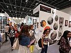 Imaginea zilei: La o expoziţie de artă din Dubai au fost prezentate jucării gălăgioase create de artişti europeni