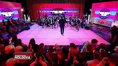 Vorbește Moldova - Moldovan national youth orchestra - 25 aprilie 2019