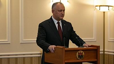Igor Dodon s-a adresat la Curtea Constituțională pentru a afla când poate să dizolve Legislativul: A început numărătoarea inversă