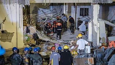 Cutremur devastator în Filipine, soldat cu moartea a opt persoane. Ce magnitudine a avut seismul