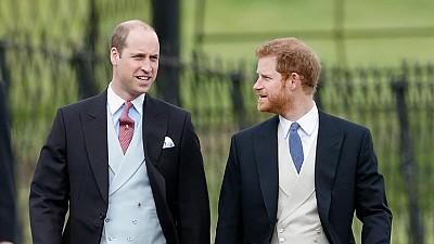 SCANDAL la Casa Regală de la Londra. Prinţul William, certat de fratele său mai mic pentru adulter