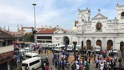 EXPLOZIE în Sri Lanka. Bilanţul tragic al atentatelor a ajuns la 290 de morţi și peste 500 de răniți