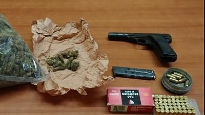 Zeci de grenade, arme și droguri, aduse prin contrabandă din regiunea transnistreană de câțiva indivizi, CONFISCATE de PCCOCS