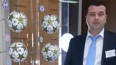 Leonid Oleinicenco este noul preşedinte al Federaţiei Moldoveneşti de Fotbal