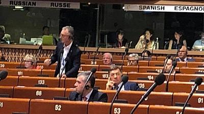 Experţii din Ucraina sunt indignaţi de votul Republicii Moldova la APCE