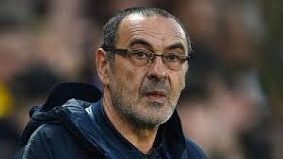 Maurizio Sarri a fost instalat oficial în funcţia de antrenor principal al campioanei Italiei, Juventus Torino
