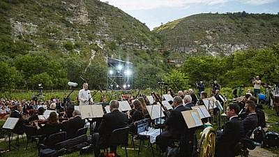 Concert de muzică clasică în sânul naturii. La festivalul DescOPERĂ evoluează cele mai bune voci din Europa