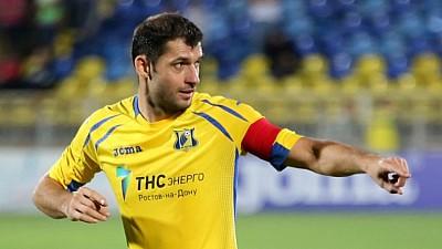 Fotbalistul moldovean Alexandru Gaţcan va continua să joace pentru FC Rostov