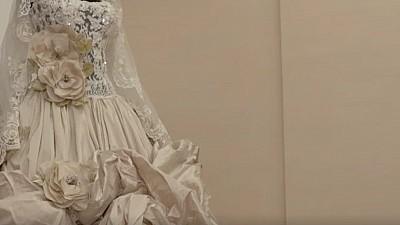 Un salon de mariaj din Capitală dă rochiei de mireasă o nouă viaţă. Ce servicii prestează