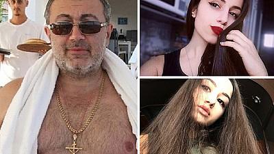 Surorile Haciaturian, acuzate că şi-au ucis propriul tată, sunt susţinute de numeroşi artişti, politicieni şi oameni de rând din Rusia