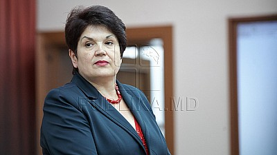 Valentina Buliga a fost demisă din funcţia de preşedinte al Casei Naţionale de Asigurări Sociale