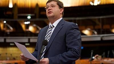 Volodimir Ariev: În delegaţia Rusiei la APCE sunt deputaţi din peninsula Crimeea