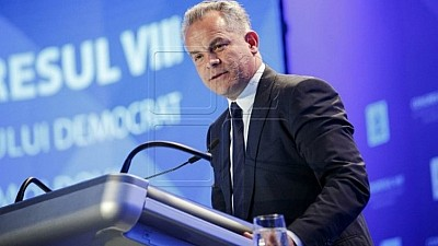 Vlad Plahotniuc renunță la funcția de președinte al Partidului Democrat din Moldova