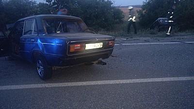 Doi moldoveni AU MURIT în Ucraina, după ce maşina în care se aflau s-a ciocnit violent cu un alt automobil pe traseul Odesa-Reni