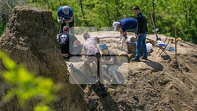 Descoperire impresionantă la Soroca. Arheologii şi studenţii au găsit mai multe vestigii