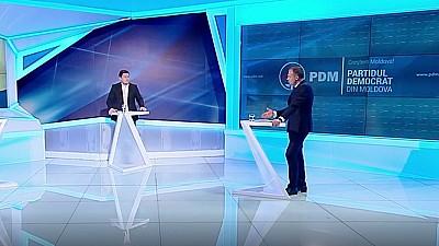 Candu, despre Plahotniuc: El a considerat că retragerea din partid este binevenită, căci PDM a intrat în altă fază